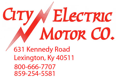 City Electric Motor - Lexington Kentucky